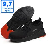 Veiligheidsschoenen - Veiligheids Sneakers - Veiligheid Werkschoenen - Sportief - Lichtgewicht - Maat 44
