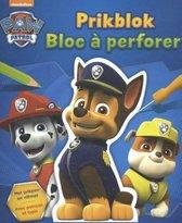 Prikblok - Paw Patrol - Incl. mat & pen