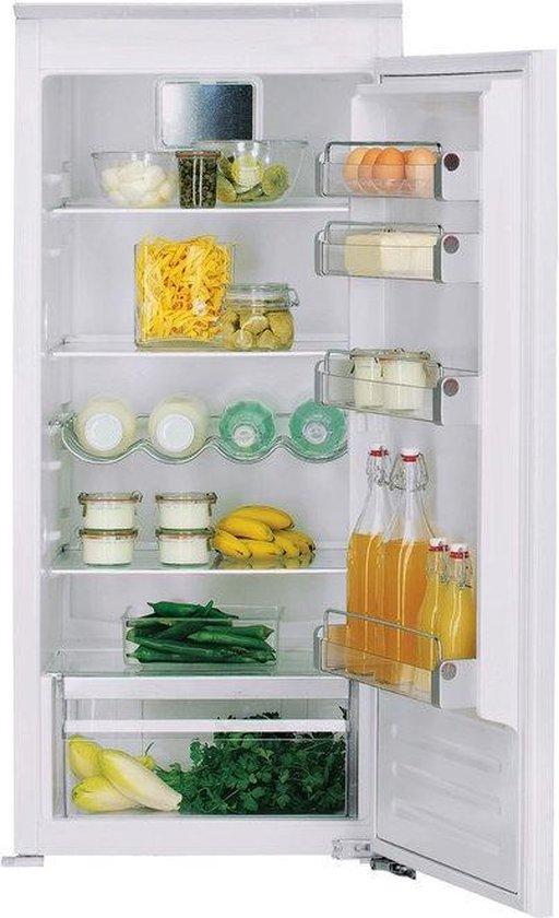 Koelkast: KitchenAid KCBNR 12600 inbouw koelkast 122 cm A++, van het merk KitchenAid