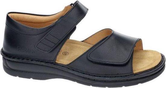 Fischer -Heren -  zwart - sandaal - maat 40