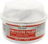 Spectrum Polyester plamuur | hout | metaal | 485 g | Polyesterplamuur | auto | boten 2 componenten