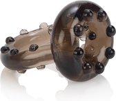 California Exotic Novelties - Allstar Enhancer - Penisring - Zwart - Ø 40 mm