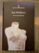 Jan Wolkers, Kort Amerikaans - reeks: De Beste Debuutromans (speciale editie De Volkskrant, 2011) - hardcover met leeslint