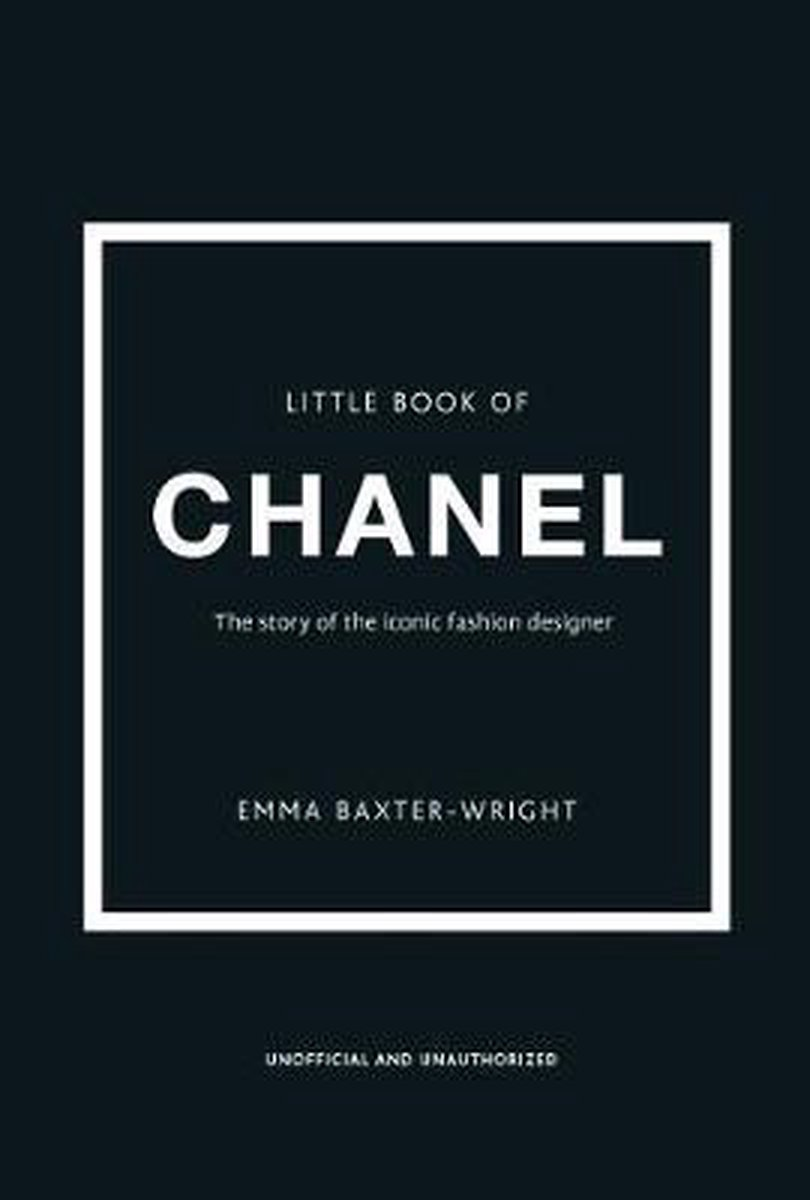 Little Book of Chanel - Emma Baxter-Wright