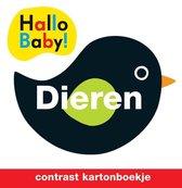 Boek cover Hallo Baby!  -   Dieren van Roger Priddy
