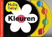 Boek cover Hallo Baby! Kleuren van Diverse auteurs