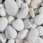 Crystal white grind 25/40mm zakgoed 20kg