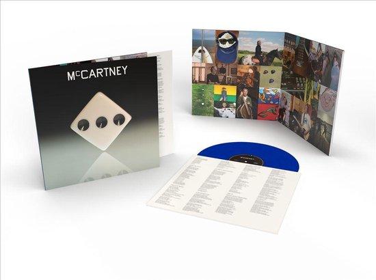 CD cover van McCartney III (Coloured Vinyl) van Paul McCartney