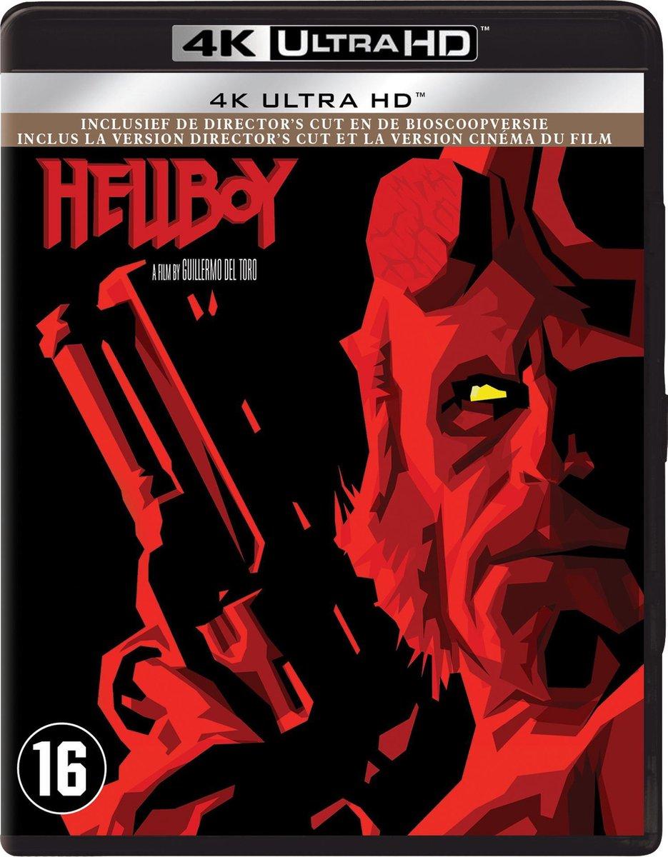 Hellboy (4K Ultra HD Blu-ray)-
