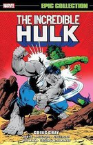 Omslag Incredible Hulk Epic Collection
