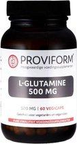 Proviform L Glutamine 500Mg - 60Cp