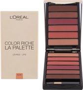 L'Oréal Paris Color Riche Lip Palette - 01 Nude