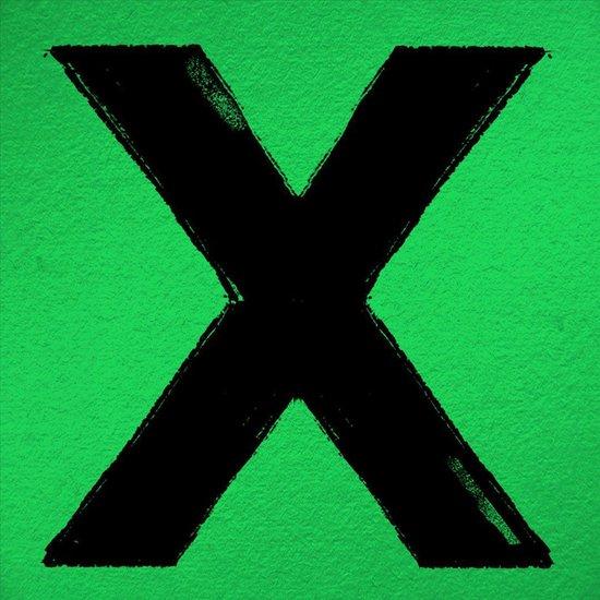 CD cover van X MULTIPLY (LP) van Ed Sheeran