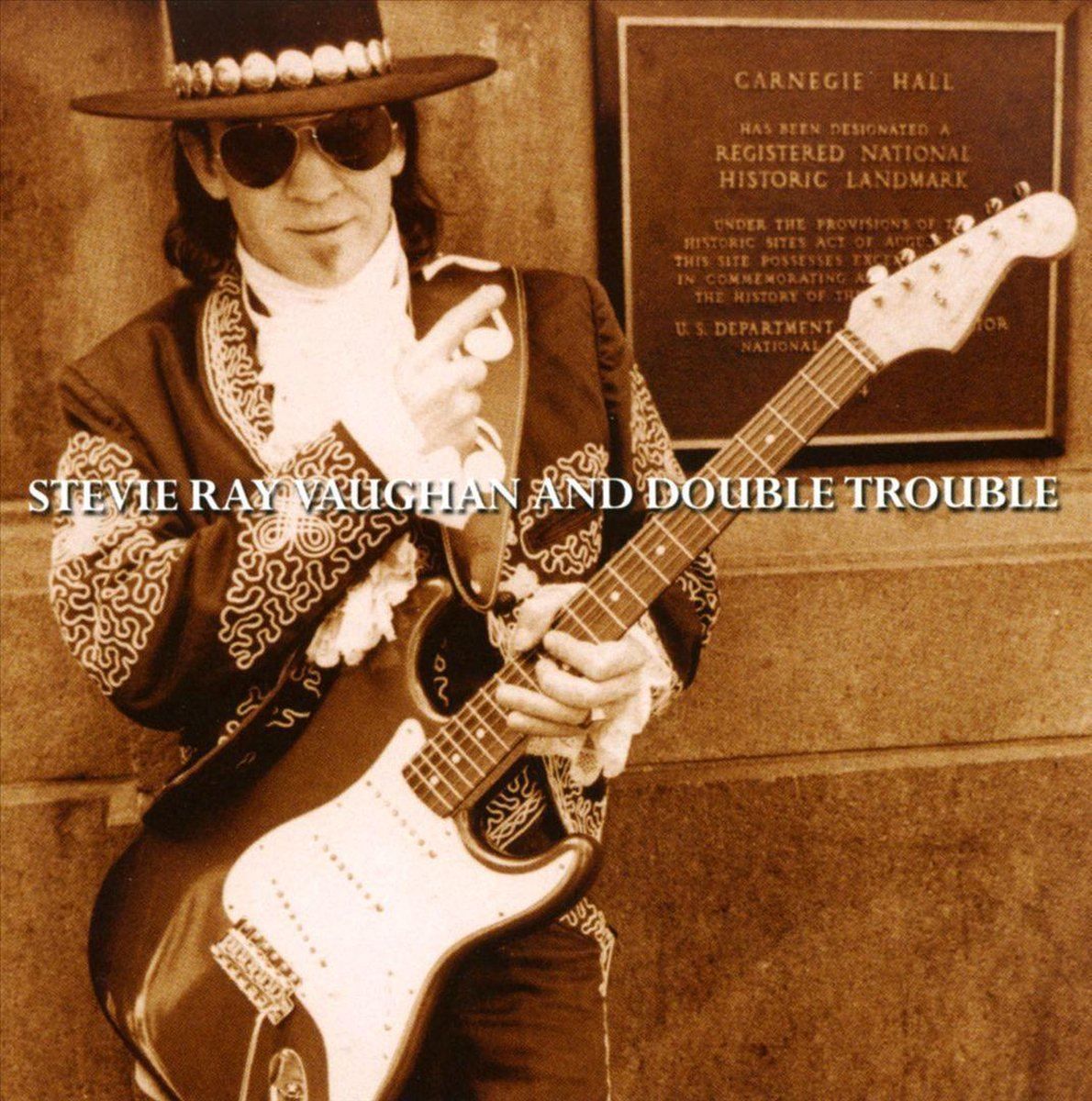 Live At Carnegie Hall (LP) - Stevie Ray Vaughan