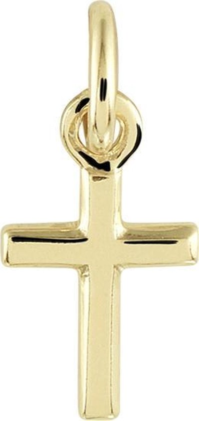 Sparkle14 Kruis Hanger Goud