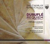 Choir Of King's College C - Requiem/Four Motets/Messe