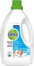 Dettol Perfecte Hygiëne - Wasmiddel Toevoeging - Fresh - 1,5 Liter