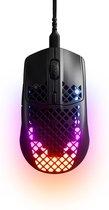 SteelSeries Aerox 3 Gaming Muis - Zwart