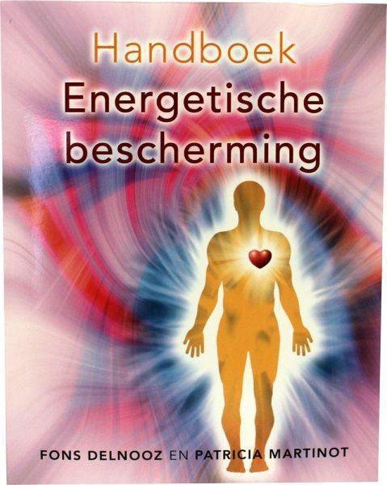 Cover van het boek 'Handboek energetische bescherming'