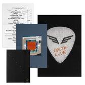 Delta Diaries (CD + Boek)