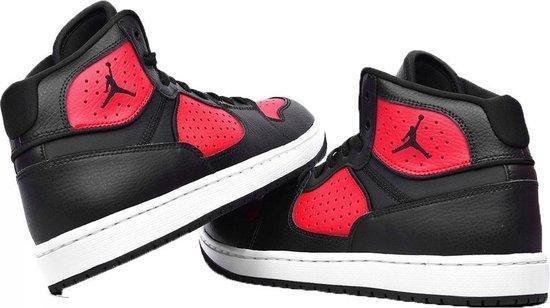 Nike Jordan Access - Zwart/Rood - Maat 43