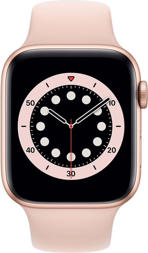 Apple Watch Series 6 - 40 mm - Goudkleurig