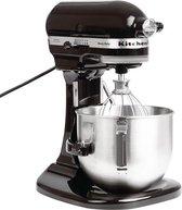 KitchenAid K5 Heavy Duty Keukenmachine - Mixer - zwart