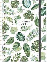 Hobbit Jaaragenda - Planner D7 2021 A5