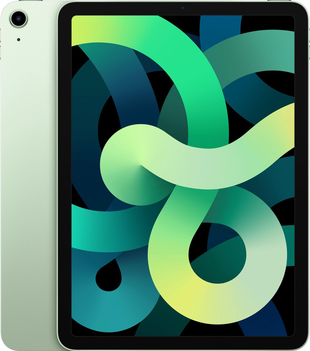 Apple iPad Air (2020) - 10.9 inch - WiFi - 256GB - Groen