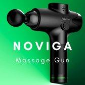 NOVIGA Massage Gun - Pistool - Professioneel - Apparaat - tot 3200 rpm!