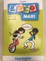 Maxi Loco Easy English 1 7-9 jaar