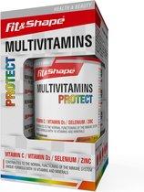 MultiVitamins Protect Compleet Weerstand Multivitamine & Mineralen  (vitamine C/Vitamine D3/Zink) XXL  3 maanden pakket