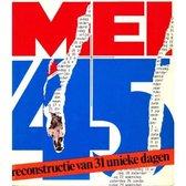 Boek cover Mei 45 van Henk van Gelder