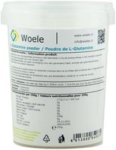 L-Glutamine poeder 250g aminozuur aminozuren