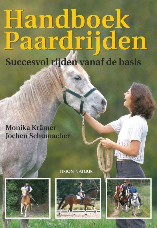 Handboek Paardrijden - Monika Krämer |