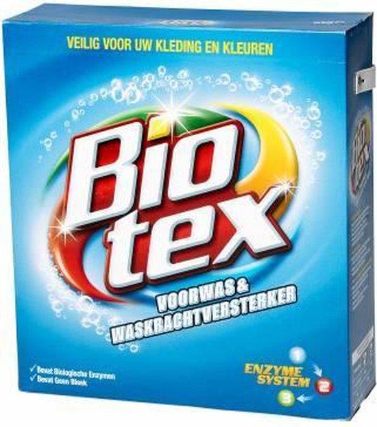 Biotex Voorwasmiddel
