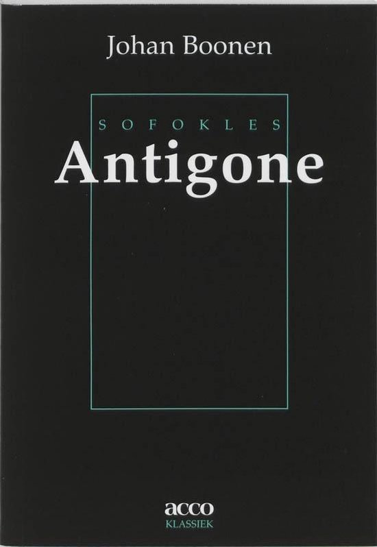 Antigone - Sophocles | Readingchampions.org.uk