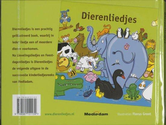 Dierenliedjes - Diverse auteurs