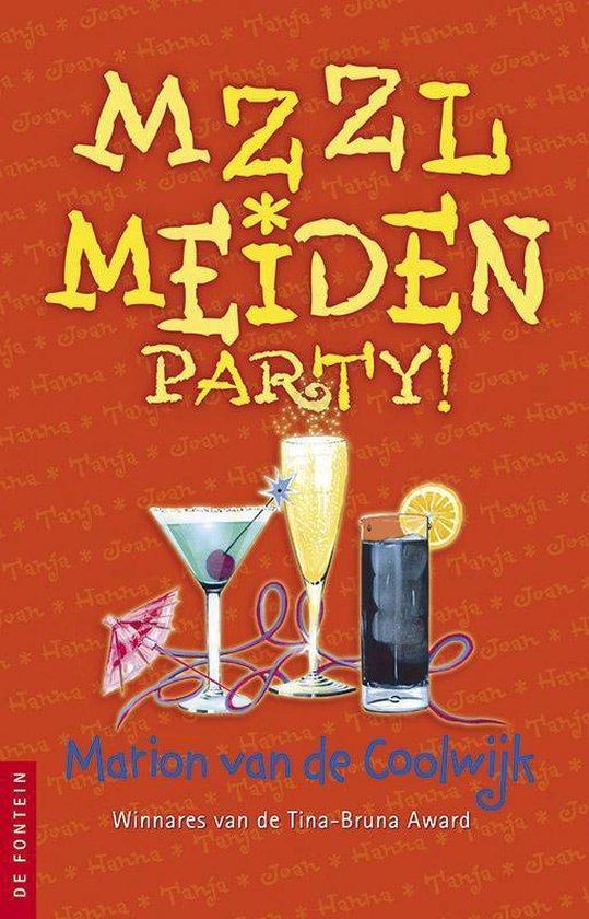 MZZL meiden partypakket deel 5 met gratis topje - Marion van de Coolwijk |
