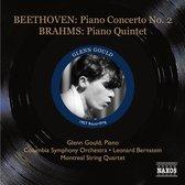 Gould: Beethoven/Brahms