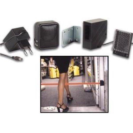 Dingdong deurbel, winkelbel en magazijnbel - Enforcer
