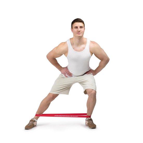 Panathletic Weerstandsbanden, Set van 5 Banden – 5 Verschillende Weerstandsniveau's, Handleiding met Oefeningen, eBook in het Nederlands, Opbergzakje – 5x weerstandbanden, fitness elastiek, weerstand band, weerstandsband, resistance bands
