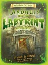 Math Quest het landhuis met het labyrint
