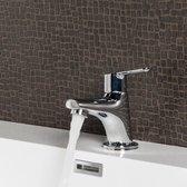Badplaats - Fonteinkraan Dex - Chroom - Kraan voor koud water