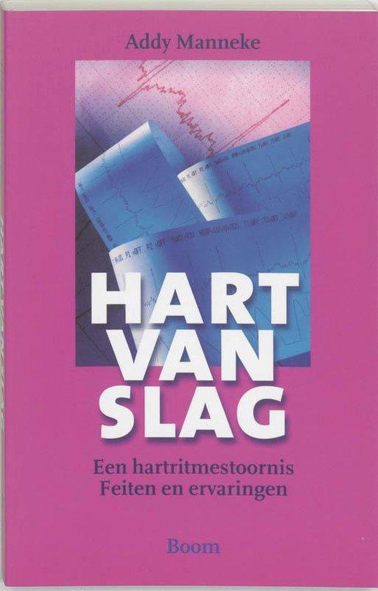 Cover van het boek 'Hart van slag' van Addy Manneke