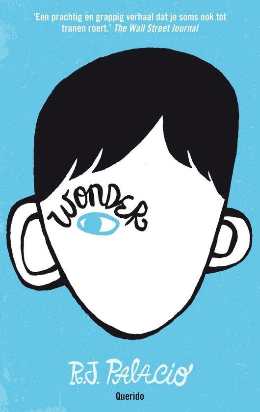 Wonder - R.J. Palacio |