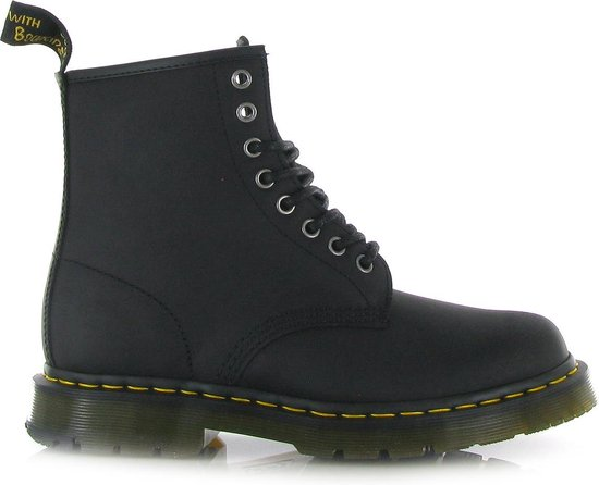 Dr martens 1460 BLACK SNOWPLOW WP Zwart - 44