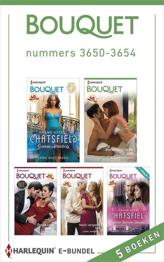 Bouquet e-bundel nummers 3650-3654, 5-in-1 - Lynn Raye Harris | Readingchampions.org.uk