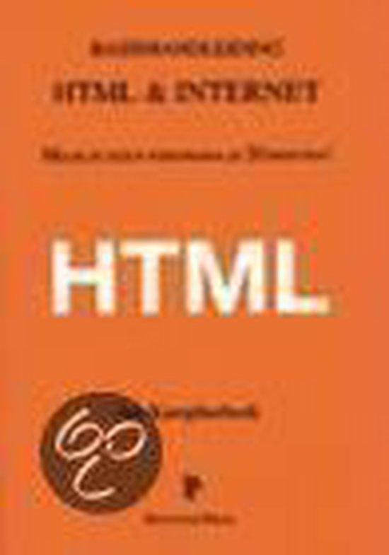 Basishandleiding HTML 4 & Internet - J. Kampherbeek |