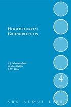 Ars Aequi Handboeken - Hoofdstukken grondrechten